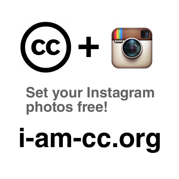 i am cc org   free your instagram photos with a creative